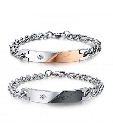 Bracelet Acier Gayle