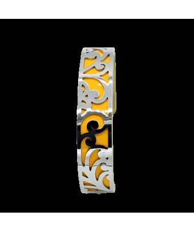 Bracelet Manchette Lavande