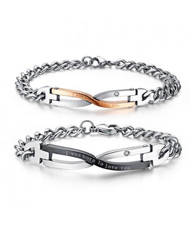 Bracelet Acier Evan