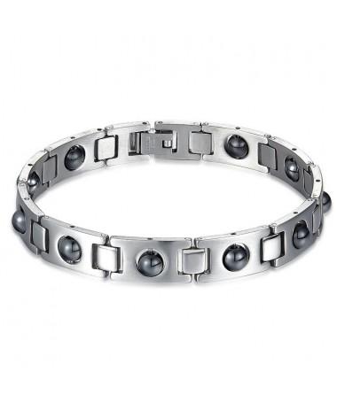 Bracelet Acier Eugene