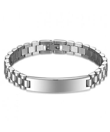 Bracelet Acier Emile