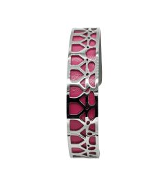 Bracelet Manchette Prune