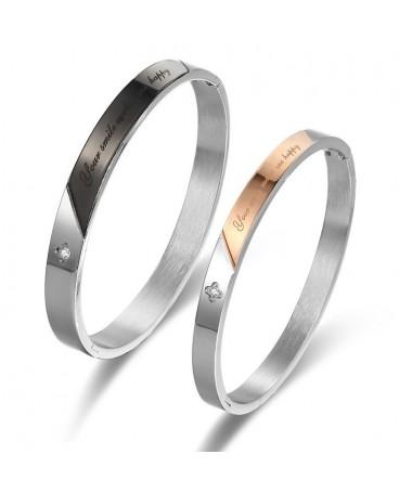 Bracelet Acier Charlie