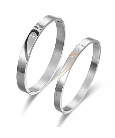 Bracelet Acier Kendal