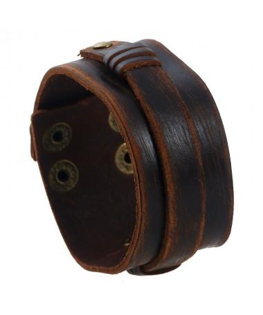 Bracelet Cuir Timothy