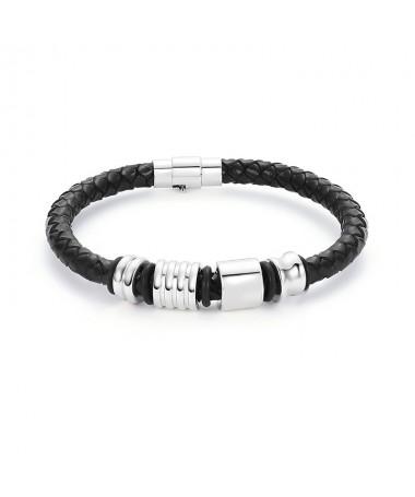 Bracelet Cuir Simon