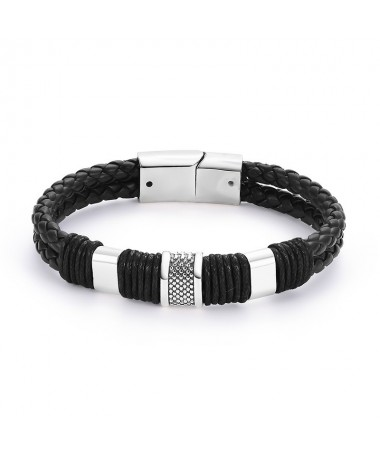 Bracelet Cuir Elvis