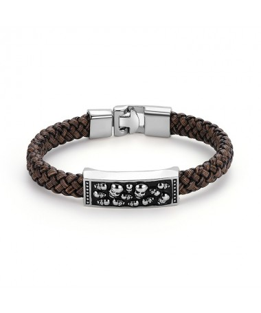 Bracelet Cuir Melvin