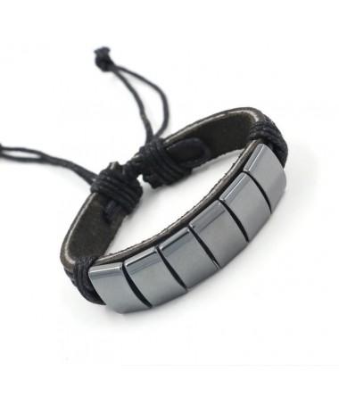 Bracelet Cuir Wesley