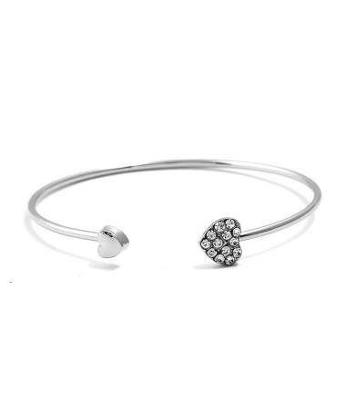 Bracelet Coeur Octavia