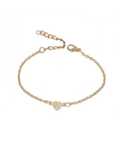 Bracelet Coeur Pamela