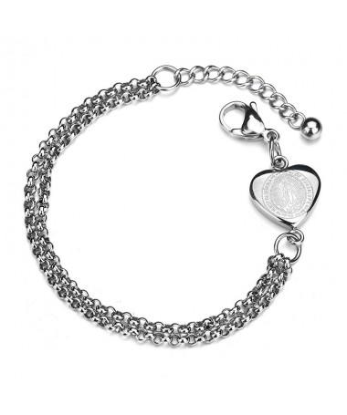 Bracelet Coeur Tonette