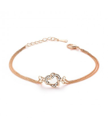 Bracelet Coeur Love