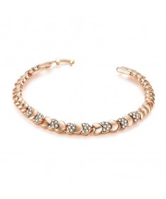 Bracelet Coeur Lynelle