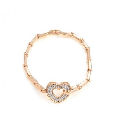 Bracelet Coeur Samella