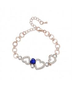 Bracelet Coeur Willa