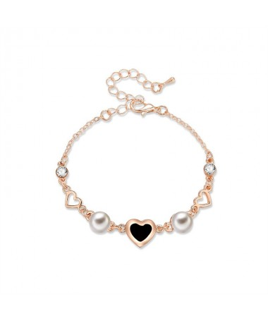 Bracelet Coeur Yasmine