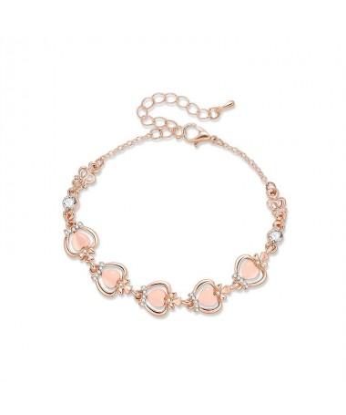 Bracelet Coeur Wendolyn
