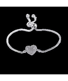 Bracelet Coeur Bryanna