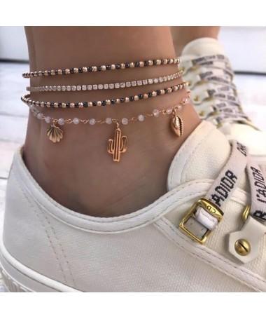 Bracelet De Cheville Joni