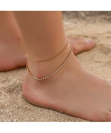 Bracelet De Cheville Konsta