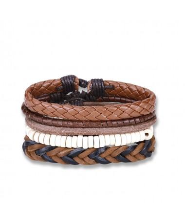 Bracelet Cuir Stevie