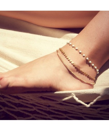Bracelet De Cheville Veikko