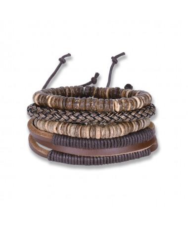 Bracelet Cuir Xuan