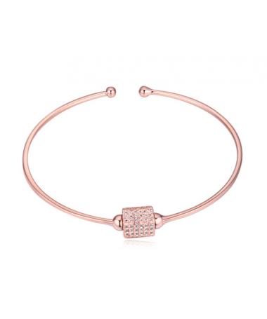 Bracelet Cristal Prisme Hexagone