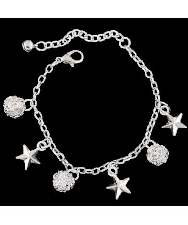 Bracelet Chaine Etoile Meli Melo