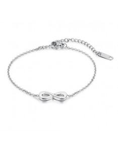 Bracelet Infini Titane