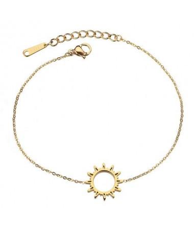 Bracelet Chaine Soleil