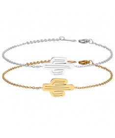 Bracelet Chaine Cactus