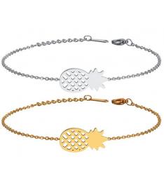 Bracelet Chaine Ananas
