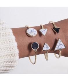 Bracelet Ensemble de 3 Joncs