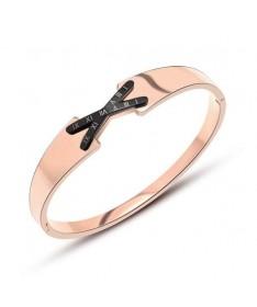 Bracelet Jonc Petit Noeud
