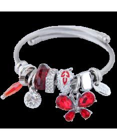 Bracelet Charms Papillon