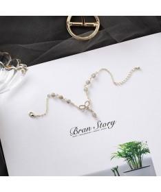 Bracelet Perles Noeud