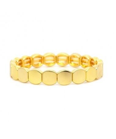 Bracelet Émail Tuiles Extensibles Soleil