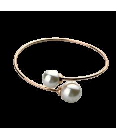 Bracelet Jonc Perle Sarah