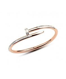 Bracelet Jonc Diamant Rachel