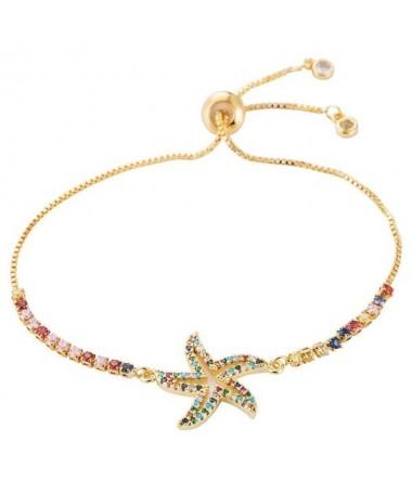Bracelet Chaine Etoile de Mer