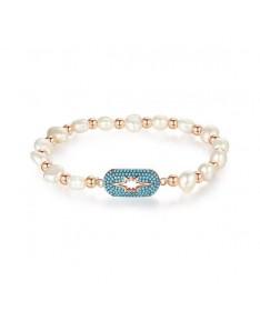 Bracelet Perles Etoile Ollie