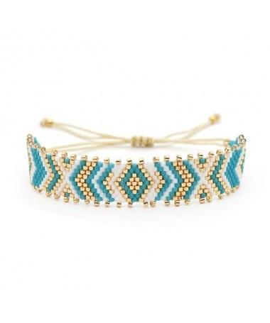 Bracelet Miyuki Wave