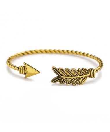 Bracelet Jonc Fleche Triangle