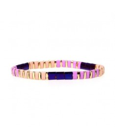 Bracelet Miyuki Multicolore