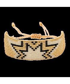 Bracelet Miyuki Choc