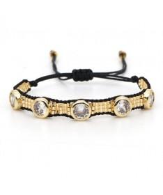 Bracelet Miyuki Diamants