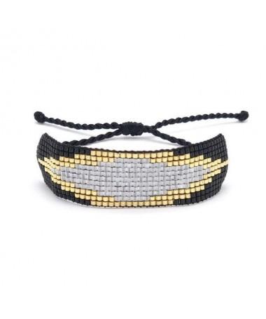 Bracelet Miyuki Losange