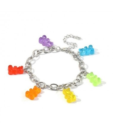 Bracelet Chaine Ourson